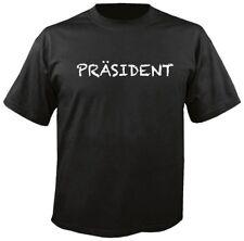 Präsident - Fun - T-Shirt