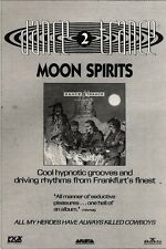 7/8/93PGN29 DANCE TRANCE 2 : MOON SPIRITS ADVERT 7X5""