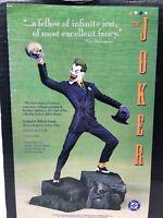 The Joker Statue William Paquet FULL SIZE! Batman 439 Of 4650 DC Comics 1995