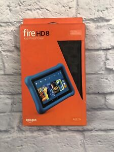 Genuine Amazon Kid-Proof Protective Case Fire HD 8 Tablet 7th 8th Gen 2017 2018