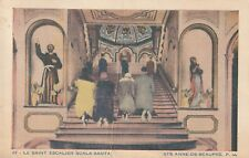 "*Canada Postcard-""St. Anne-De-Beaupre, P.W."" (Old PC-Has Crease) /PM 1950/"