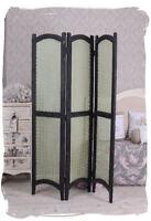 Sichtschutz Holz Raumteiler Paravent Vintage Trennwand Antik