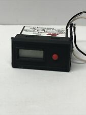 Red Lion CUB3 Digital Counter, Used