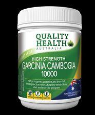 2×Quality Health Super Strength Garcinia Cambogia 10000 100 CapsOZHEALTHEXPERTS