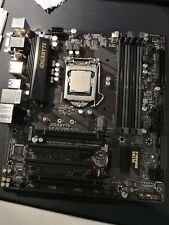Intel G4560 CPU and Gigabyte B250M D3H Motherboard Bundle - PERFECT CONDITION