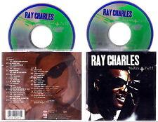 RAY CHARLES - Blues + Jazz 1994 2 CD Import RARISSIMO
