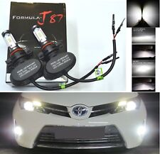 LED Kit N1 50W PS19W 12085 5201 6000K White Two Bulbs Daytime Light DRL Upgrade