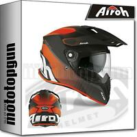 AIROH CMP32 HELM MOTORRAD ON-OFF ORANGE MATT COMMANDER PROGRESS L