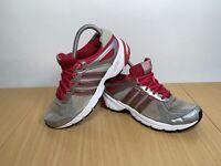 Adidas Litestrike EVA Grey Pink Women's Running Trainers Size UK 5 EUR 38
