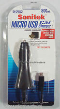 Micro USB Car Charger Lighter Plug Outlet Socket Samsung Power Adapter 12 Volts