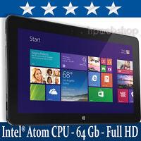 DELL VENUE 11 PRO - 5130 1.46GHz 2GB RAM  64GB Full HD Win 10 pro 1 Yr warranty