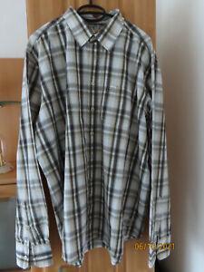 Herren Hemd von Camel Active Gr. 2 XL, Langarm, Baumwolle
