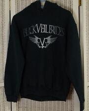 BLACK VEIL BRIDES S Black Hoodie BVB 2013 European Tour Glam Heavy Metal Gildan