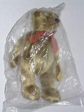 💥🍃 Teddy Bär Teddybär Bear 2000 Original Sunkid mit Schleife Größe 33 cm NEU *