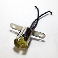5pcs BA15S BA15D Contact LED Licht Lampe Halterung Bulb Socket für Auto Boat