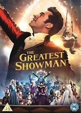 The Greatest Showman 2018 DVD