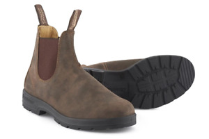 Mens/Womens Blundstone 585 Classic Pull On Chelsea Ankle Boots Sizes 4 to 13