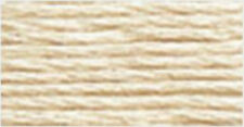 Dmc Ecru Floss Thread, Cone of 100g cross stitch, embroidery sewing cotton cream