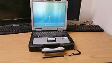 CF-30 Toughbook Fully-Rugged Laptop 1.66Ghz 1.0Gb RAM/80GB HDD/WIFI/TOUCH