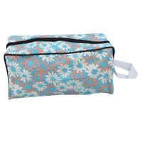 Travel Waterproof Portable Hanging Toiletry Makeup Casae Storage Wash Bag shan