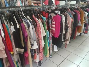 Lots Vêtements D'occasion Friperie Femme taille au choix