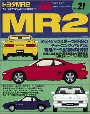 Hyper rev vol.21 / TOYOTA MR2 Book  AW10 11  SW20 3SG / tuning magazine