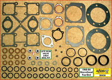 Top End Rebuild Gasket Kit 66-84 Shovelhead, Reinforced Head Gaskets