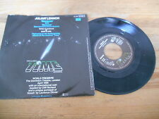 "7"" POP Julian Lennon-because (2) canzone EMI Dave Clark: time musical"