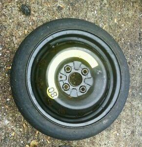 """CITROEN C1 2005-2017 SPACE SAVER 14"""" SPARE WHEEL & TYRE FAST AND FREE DELIVERY"""