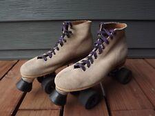 Pair of Vintage Chicago Roller Skates Size 8