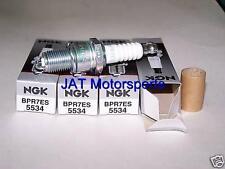 1g 2g DSM NGK bpr7es (4) Spark Plugs Mitsubishi Eclipse Eagle Talon  4g63