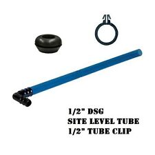 GH WaterFarm Drain Level Site Tube, Clip, & Grommet Kit SAVE $$ W/ BAY HYDRO $$