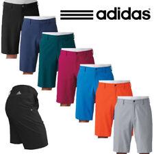 adidas Regular Fit Golf Shorts for Men