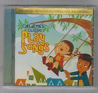Children's Classic Play Songs (CD: Children's, Music, Singalongs, Educational) 2