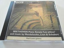 "BBC Music - Beethoven Piano Sonata ""Les Adieux"" (CD Album) Used Very Good"