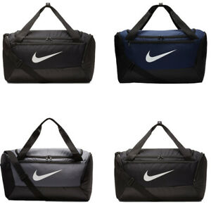 Nike Duffle Bag Brasilia Training Sports Travel Gym Duffel Holdall Bags Small