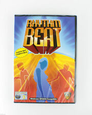RHYTHM BEAT PC Game Dance Mat Compatible - Keep Fit. New