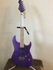 Vintage Electric Guitar. 24 Fret! V6 M24PL (PURPLE WAZE)