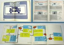Ford Lincoln Versailles 1978 Service Highlights Electronic Engine Controls Manua