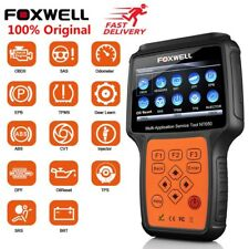 MULTI-SYSTEM DIAGNOSTIC SCANNER EPB TPS/TBA DPF TPMS ENGINE CODE READER FOXWELL