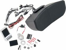 Hogtunes Amplified Complete Audio Kit MSA-1 For Memphis Shades Batwing Fairings