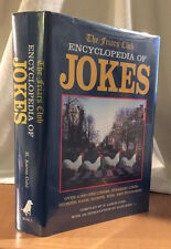 THE FRIARS CLUB ENCYCLOPEDIA OF JOKES (Over 2,000 . . .) Hardcover