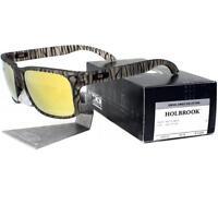 Oakley OO 9102-99 URBAN JUNGLE HOLBROOK Matte Sepia 24k Iridium Mens Sunglasses