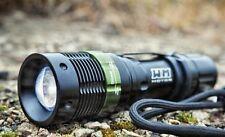 KR taktische Taschenlampe LED 500 Lumens ... Neu Tactical Light