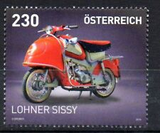 """Österreich Mi. 3445** """"Motorräder: Lohner Sissy"""" aus 2019"""