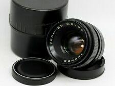 Vega-12B 2.8/90 mm medium format lens Kiev-6C/Kiev-60, Pentacon Six 6 USSR CCCP