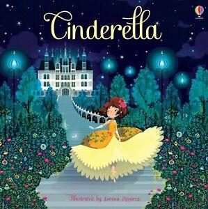 CINDERELLA retold by Susanna Davidson - BRAND NEW Picture Book