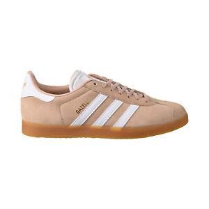 Adidas Gazelle Mens Shoes Ash Pearl-Cloud White-Gum CM8467
