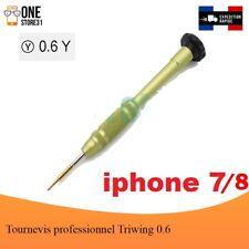 Tournevis professionnel Triwing 0.6 pour  iPhone 7 et 7 Plus Apple Watch