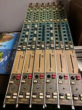 2 x Vintage Neve 8108 Equalizer eq and microphone preamp pre modules